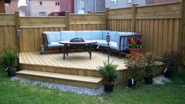 Small Backyard Patio Designs Photos All