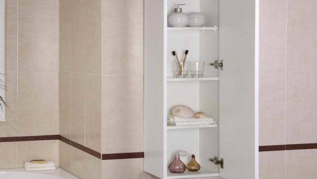Small Bathroom Cabinet Storage Solutions