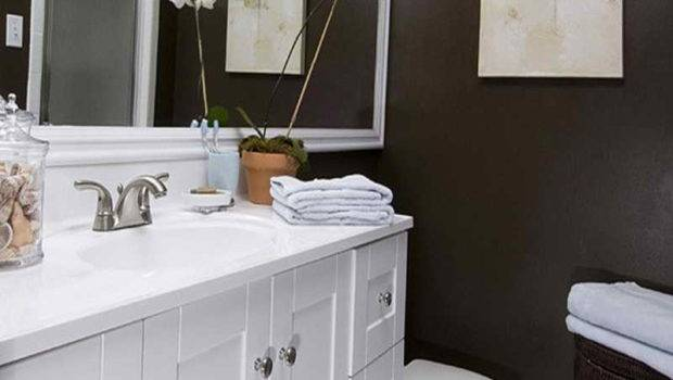 Small Bathroom Makeovers Budget Awesome Makeover