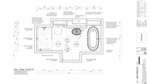 Small Bathroom Packs Lot Design Into Space