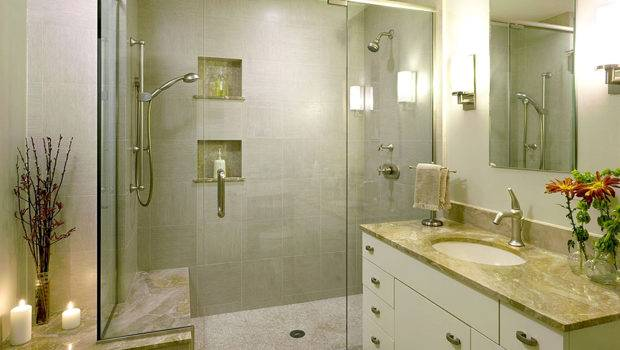 Small Bathroom Remodel Tiles House Remodeling