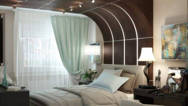 Small Bedroom Ceiling Design Made Wood Ideas