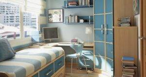 Small Bedroom Furniture Teenage