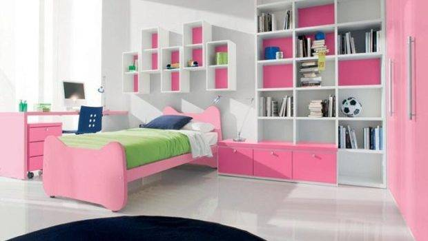 Small Bedroom Ideas Girl Decorating Bedrooms Funky