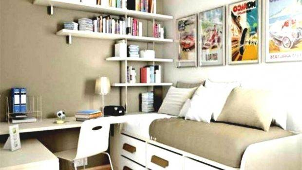 Small Bedroom Ideas Queen Bed Desk