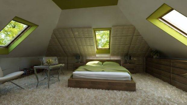 Small Bedroom Paint Color Ideas Become Larger Attic