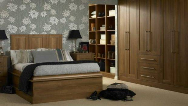 Small Bedroom Wardrobe Designs