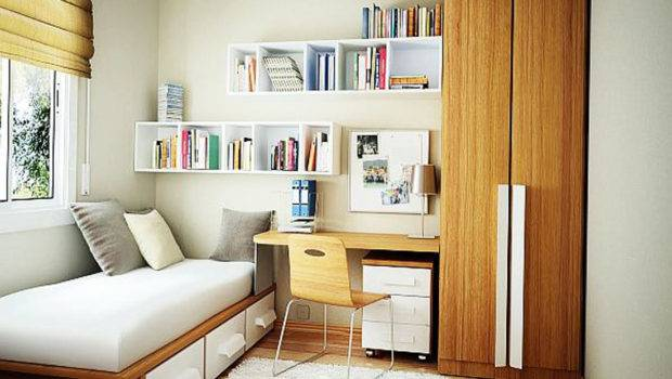 Small Bedrooms Creative Storage Ideas Bedroom