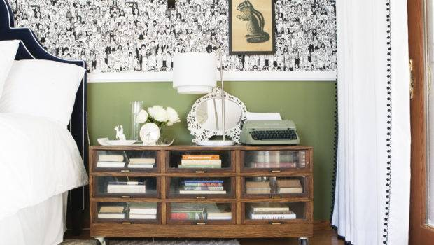 Small Bookshelf Nightstand There Place Like Home Pinte