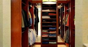 Small Closet Solutions Walk Ideas