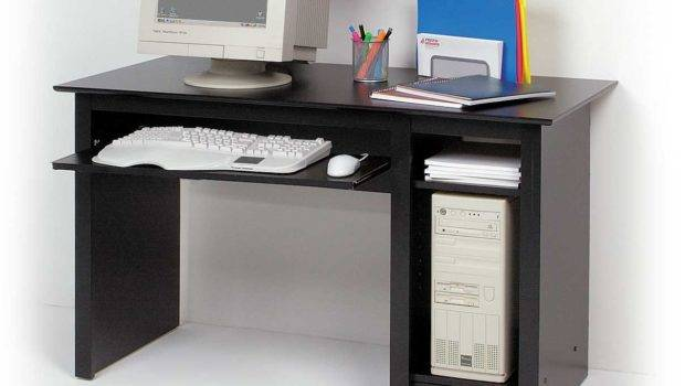 Small Computer Desk Office Space Saver Ideas