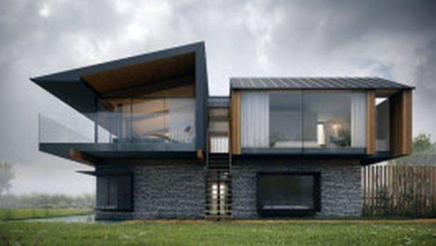 Small Contemporary Homes Luxury City House
