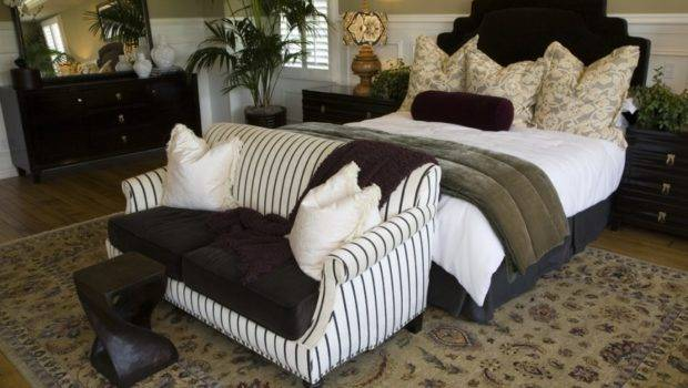 Small Couches Master Bedroom