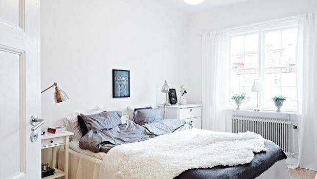 Small Cute Swedish Apartment