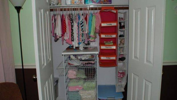 Small Elfa Closet System Good Choice