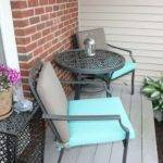 Small Front Porch Transformed Patio Bistro Set Target