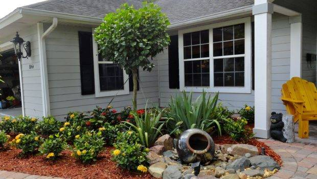 Small Front Yard Landscaping Home Design