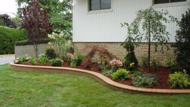 Small Front Yard Landscaping Ideas Decrease Area