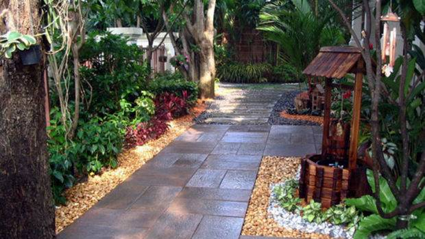 Small Garden Ideas Native Design