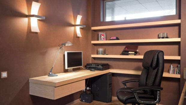 Small Home Office Design Article