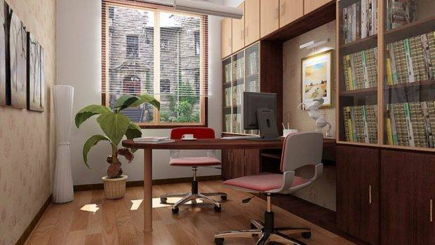 Small Home Office Furniture Sets Interiordecodir