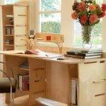 Small Home Office Space Decorating