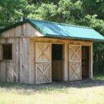 Small Horse Barn Designs Bing Muchpics