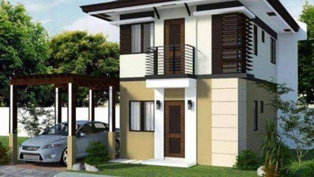 Small House Exteriors Simple Floor Plans