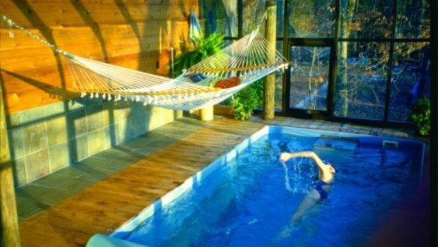 Small Indoor Swimming Pool Design House Swing Olpos