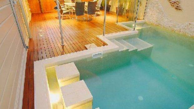 Small Indoor Swimming Pool High Definition