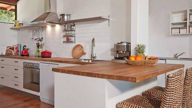 Small Kitchen Breakfast Bar Ideas Pinterest