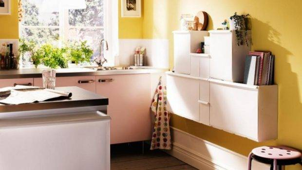 Small Kitchen Ideas Recycling Spaces Secondary Storage Rooms