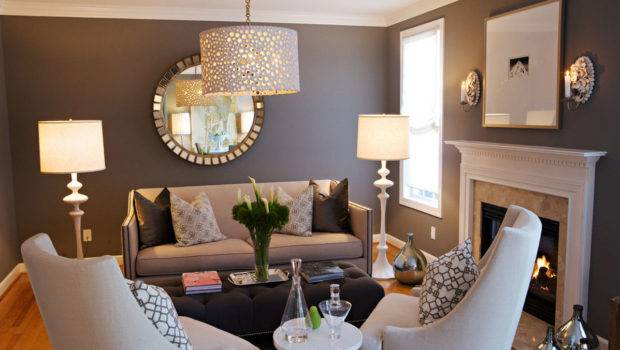 Small Living Room Colors Ideas