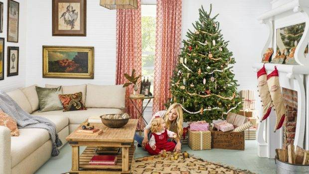 Small Living Room Ideas Christmas Decoration