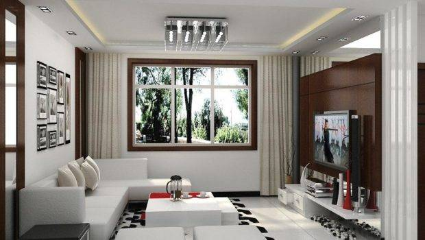 Small Living Room Interior Design