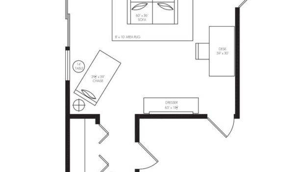 Small Master Bedroom Layout Layouts Pinterest Furniture