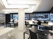 Small Modern Office Minimalist Decor Ideas New Layout