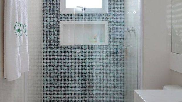 Small Narrow Bathroom Designs Beauty Tiny Space