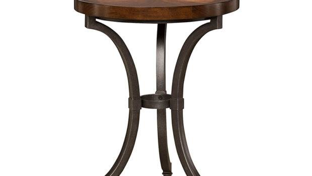 Small Occasional Side Tables Entryway Oak