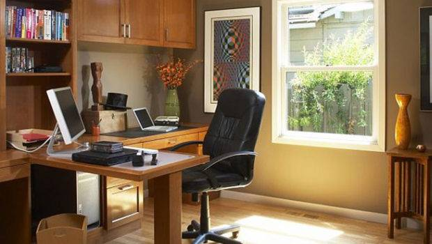 Small Office Decorating Ideas Home Design