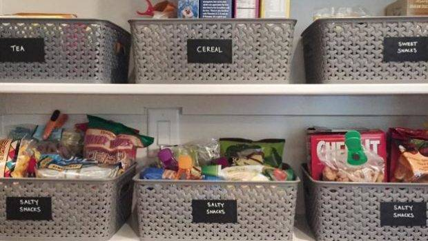 Small Pantry Organization Ideas Hgtv