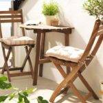 Small Patio Dining Sets City Dweller
