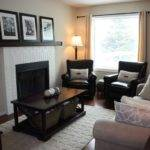 Small Room Done Natural Linen Sofa Sears Whole Home