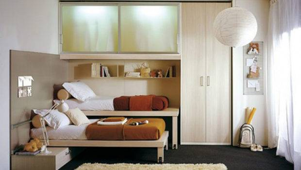 Small Rooms Space Saving Decorative Ideas Decorating Bedrooms