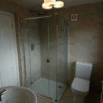 Small Shower Room Forest Plumbing