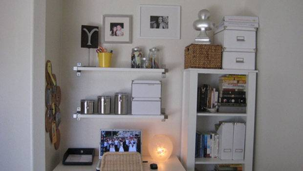 Small Space Home Office Article