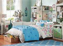 Small Space Teenage Girls Bedroom Decorating Ideas Girl