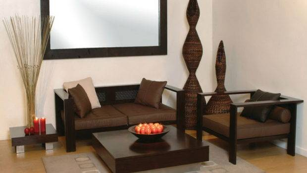 Small Spaces Contemporary Living Room Furniture Ideas