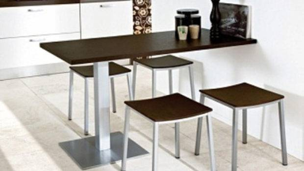 Small Spaces Stylish Dining Room Tables