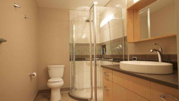 Small Spaces Walk Shower Maybe Dual Space